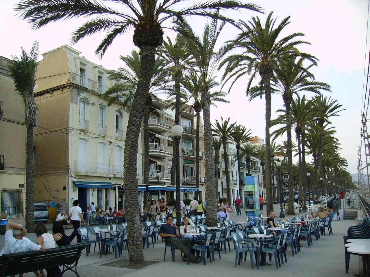 Fiestas en las terrazas de barcelona diario de viaje - Terrazas de barcelona ...