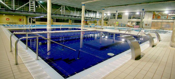 gimnasios con piscina en barcelona diario de viaje