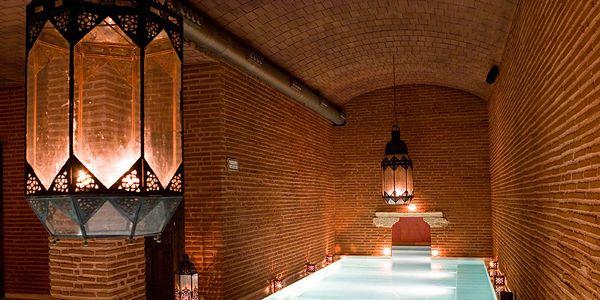 Ba os rabes en el born diario de viaje barcelona gu a de eventos cultura y actividades por - Spa banos arabes sevilla ...