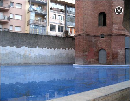 piscinas en l 39 eixample de barcelona diario de viaje