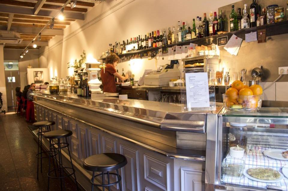 Los mejores restaurantes de gr cia diario de viaje - Restaurantes passeig de gracia ...