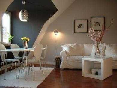 decorar un piso con poca luz